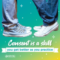 Consent is a skill you get better with practice
